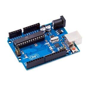 Image 2 - 100 pièces UNO R3 MEGA328P ATMEGA16U2 pour Arduino sans câble livraison gratuite