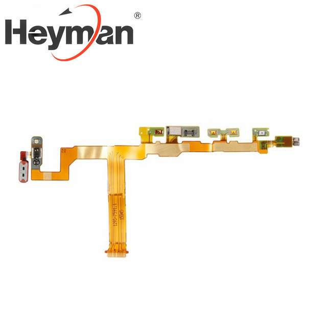 Heyman Flex Cable for <font><b>Sony</b></font> <font><b>Z5</b></font> Compact mini Power/Volume Buttons <font><b>Motherboard</b></font> Replacement parts image