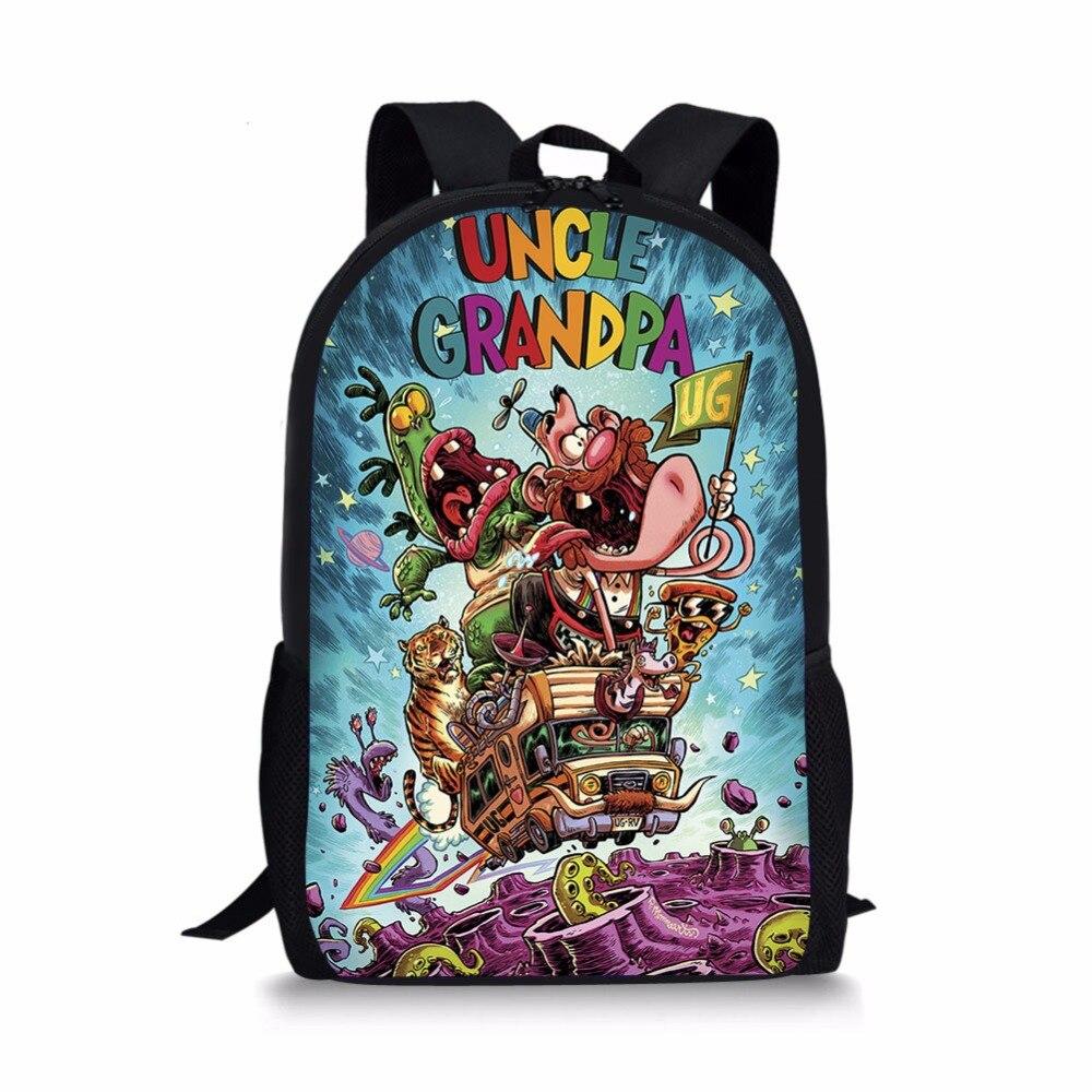 School Bags Humor 14inch Mochila Boys Infantil Bag For Girls School Bag Gift Kids Yu-gi-oh Backpack Cartoon Rucksack