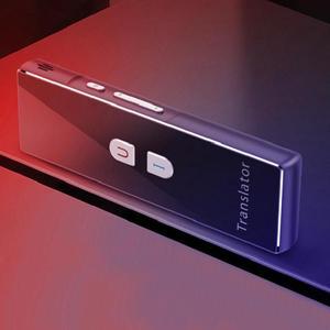 Image 4 - T6 Akıllı Gerçek zamanlı Çoklu Dil Bluetooth Çevirmen Çeviri Cihazı 2.4G Kablosuz Bağlantı Iki yönlü gerçek zamanlı interkom