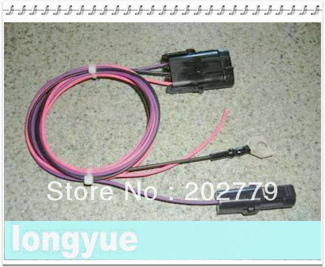 longyue 10sets tpi tbi 3 wire heated oxygen o2 sensor wiring harness o2 sensor control module longyue 10sets tpi tbi 3 wire heated oxygen o2 sensor wiring harness adapter 120cm wire