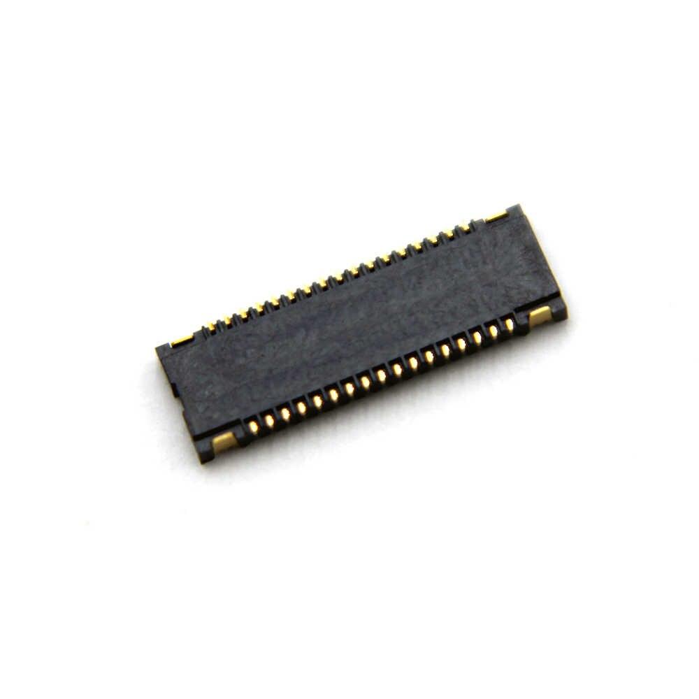 2 шт./лот новый сенсорный разъем FPC для LG G2 D800 D801 D802 D803 D805 VS980 F320 LS980 на материнской плате 34pin 20pin