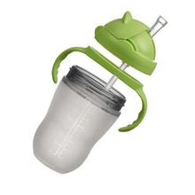 Baby Bottle with Silicone Cup