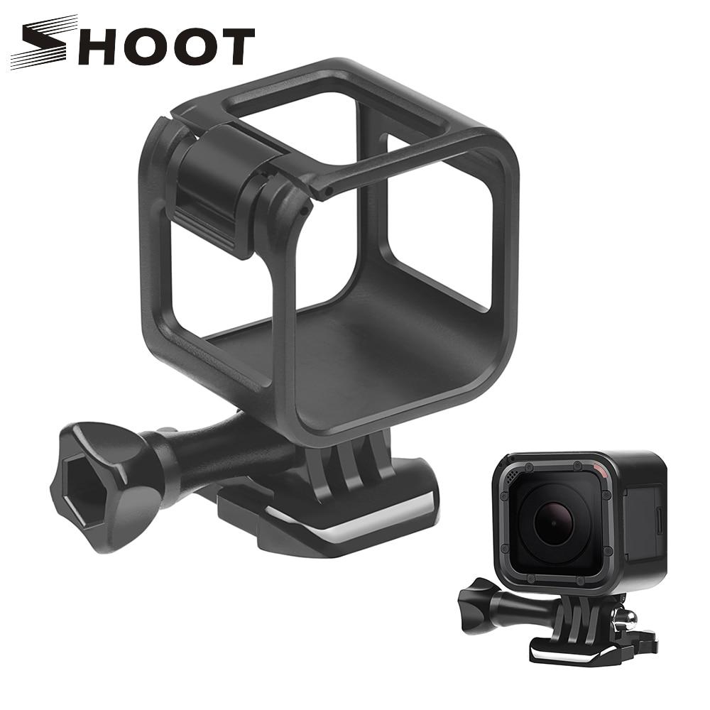 Étui de protection pour cadre de protection Standard pour Gopro Hero 4 plus Hero 5 sessions Go Pro accessoires pour caméra d'action