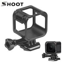 לירות סטנדרטי גבול מגן מגן מסגרת מקרה עבור Gopro Hero 4 בתוספת גיבור 5 מושב אביזרי מצלמה הפעולה Pro