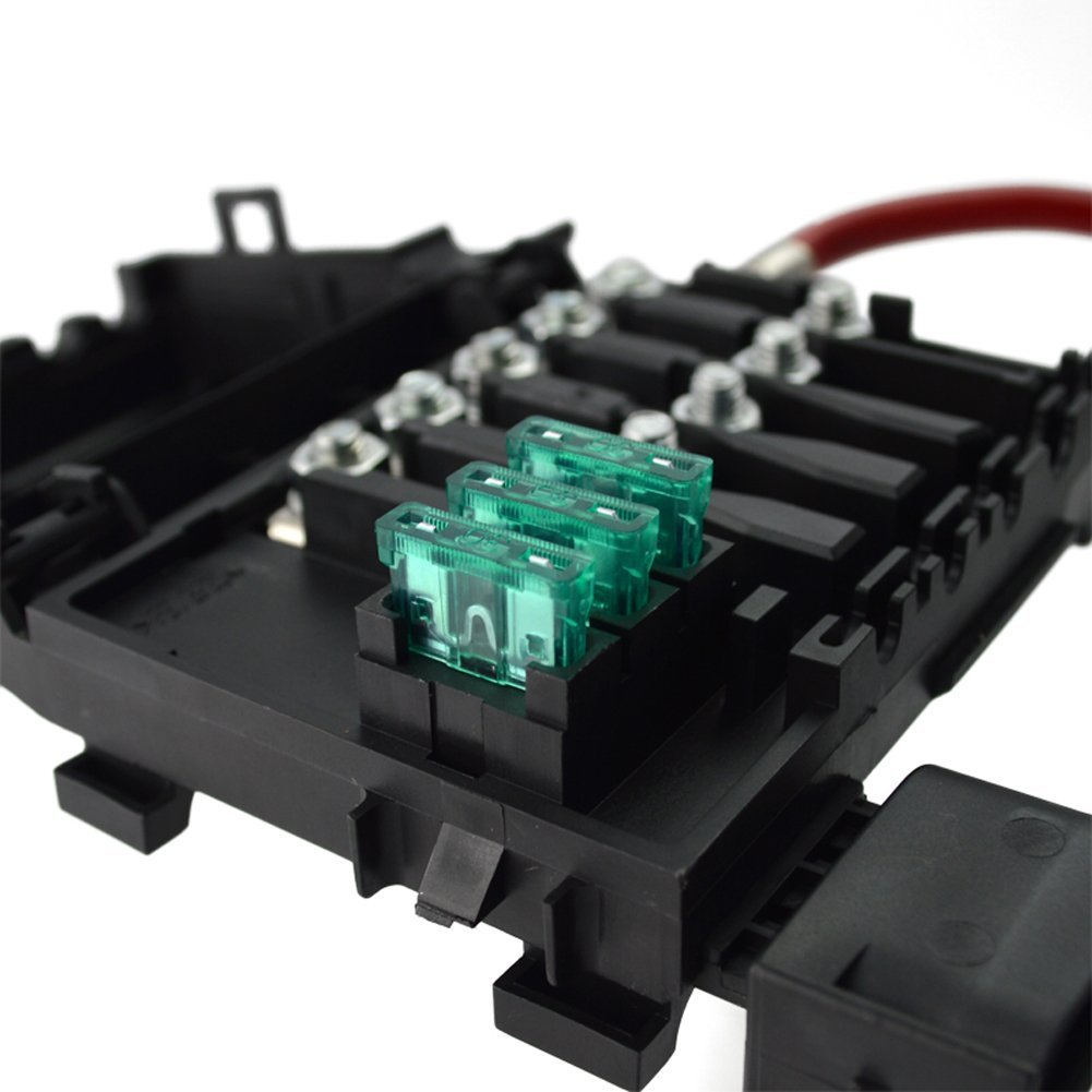 For 1999 2005 VW Jetta Golf Mk4 Beetle Fuse Box Battery Terminal  1J0937550A/B-in Remote Controls from Automobiles & Motorcycles on  Aliexpress.com | Alibaba ...