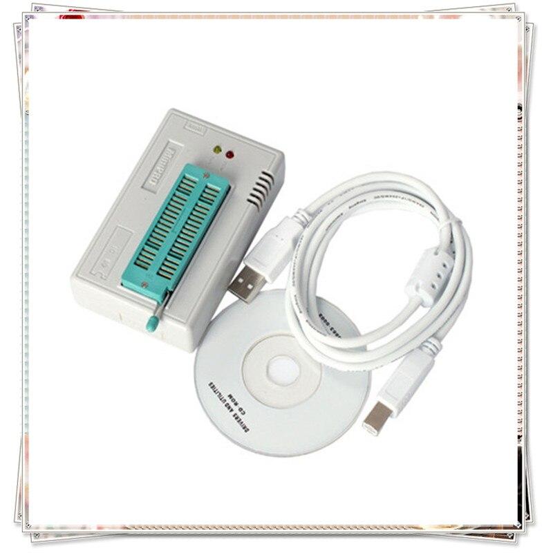 Цена за 2017 Высокое качество MiniPro TL866cs True USB Виллем TL866 Программист Обновлено от EZP2010 Бесплатная доставка