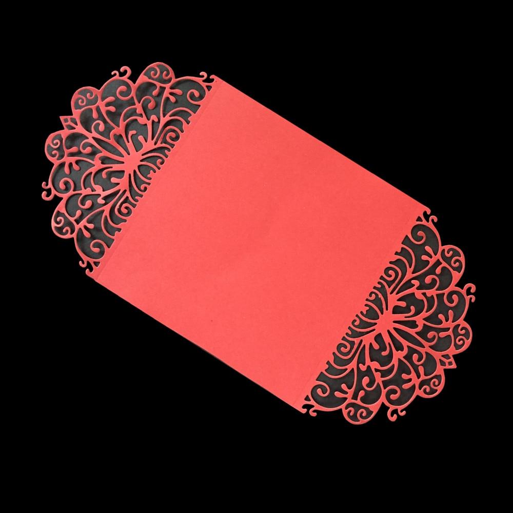 Wedding Invitation Card Lace Flower Border Frame Metal Cutting Dies ...