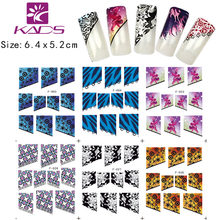 11sheet/SET French design water decal nail sticker french stickers for nails nail art design for water decals manicure wraps(China)