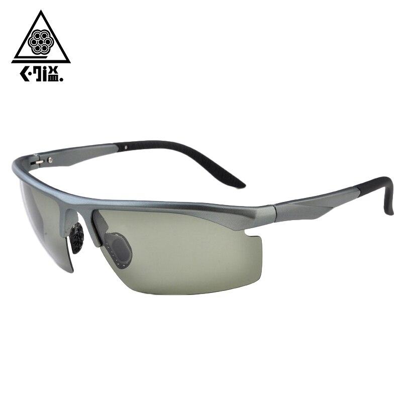 Polarized Fishing Glasses Men UV400 Anti-fog TR90 Sport Sunglasses for Fishing Cycling Driving Fishing Tackle