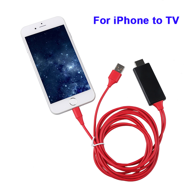 the latest 86629 f5924 US $4.37 10% OFF|Kebidu HDMI to Micro USB Adapter HDMI Cable For Lightning  AV HD TV Converter for iPhone 8 X 7 6S 6 5 iPad for MHL Android Phone on ...