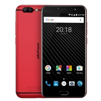 Ulefone T1 Global Version Dual Rear Camera Mobile Phone 5 5 FHD Helio P25 Octa Core