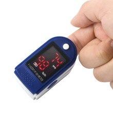 Cuidado de la salud CE FDA Digital portátil dedo muñeca Dedo Oxímetro de Pulso pediátrica infantil de Saturación de Oxígeno Arterial SpO2 Monitor de