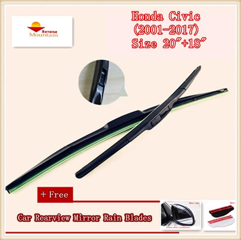 High Quality U Type Universal Car Windshield Wiper With