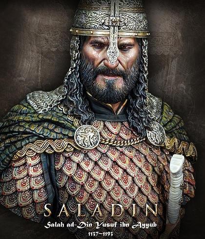 X-098  SaladinX-098  Saladin