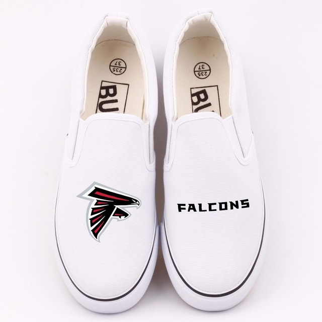 8b6e883d4435c4 Fighting Men Canvas Shoes Custom Georgia State Atlanta City Designer  Loafers Shoes America Students Team Fans Tenis Shoes Sapato
