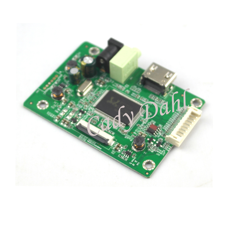 HDMI+DVI+VGA LCD Controller Board Driver Converter Kit for eDP LP125WF2-SPB1