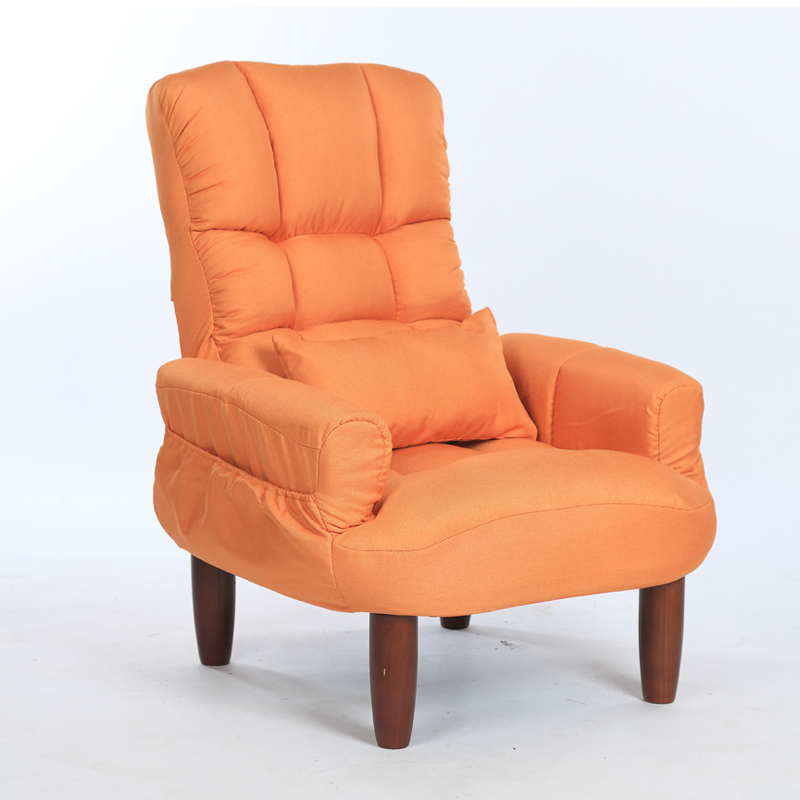 Remarkable Us 141 35 21 Off Japanese Lazy Sofa Single Fabric Lazy Chair Recliner Computer Tv Chair Creative Pregnant Women Nursing Chair Elderly Chair In Onthecornerstone Fun Painted Chair Ideas Images Onthecornerstoneorg