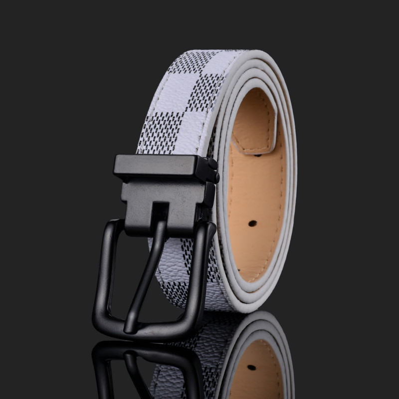 New Designer Men/women   Belt   Strap Hight Quality Luxury Brand Fashion Children   Belts   Boys/girls Pin Buckle Pants BeltsWaist   Belt