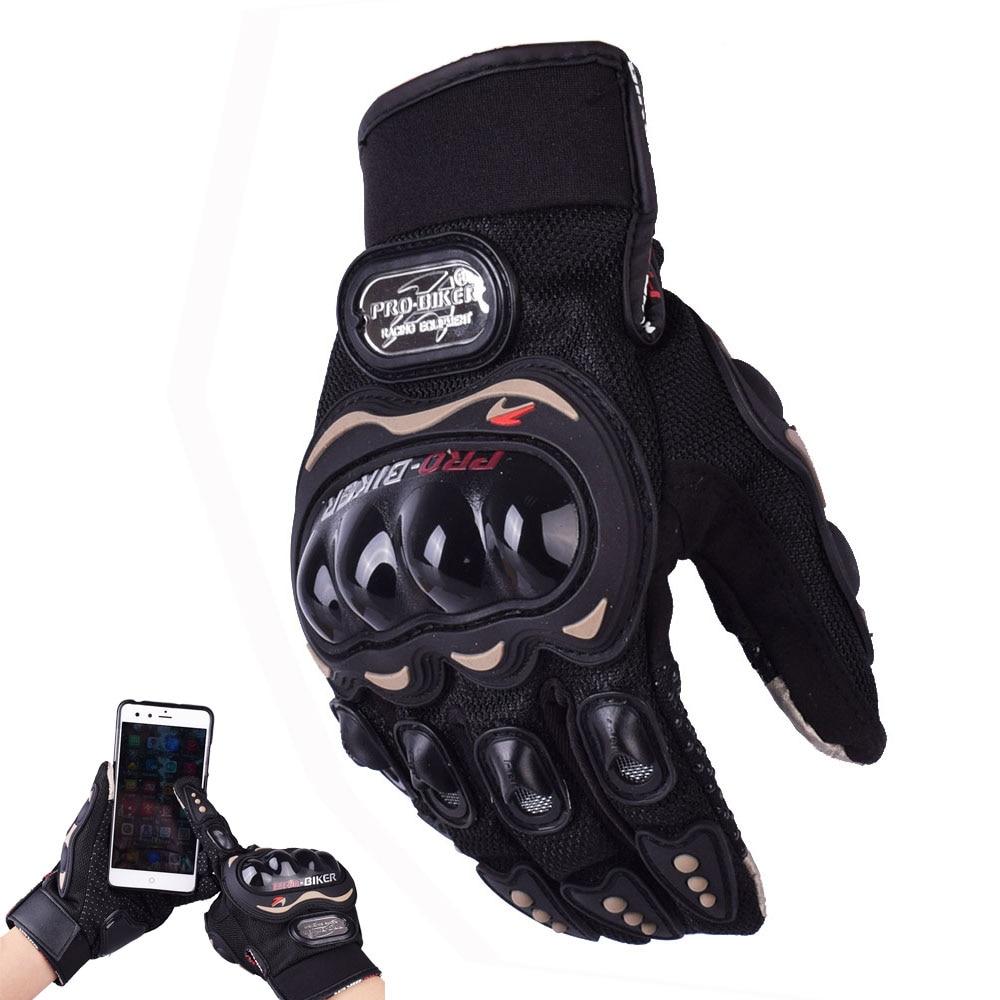 Pro-Biker guanti da Moto Motoqueiro Guantes Moto Motociclo Luvas Luva de moto Ciclismo Motocross guanti Gants