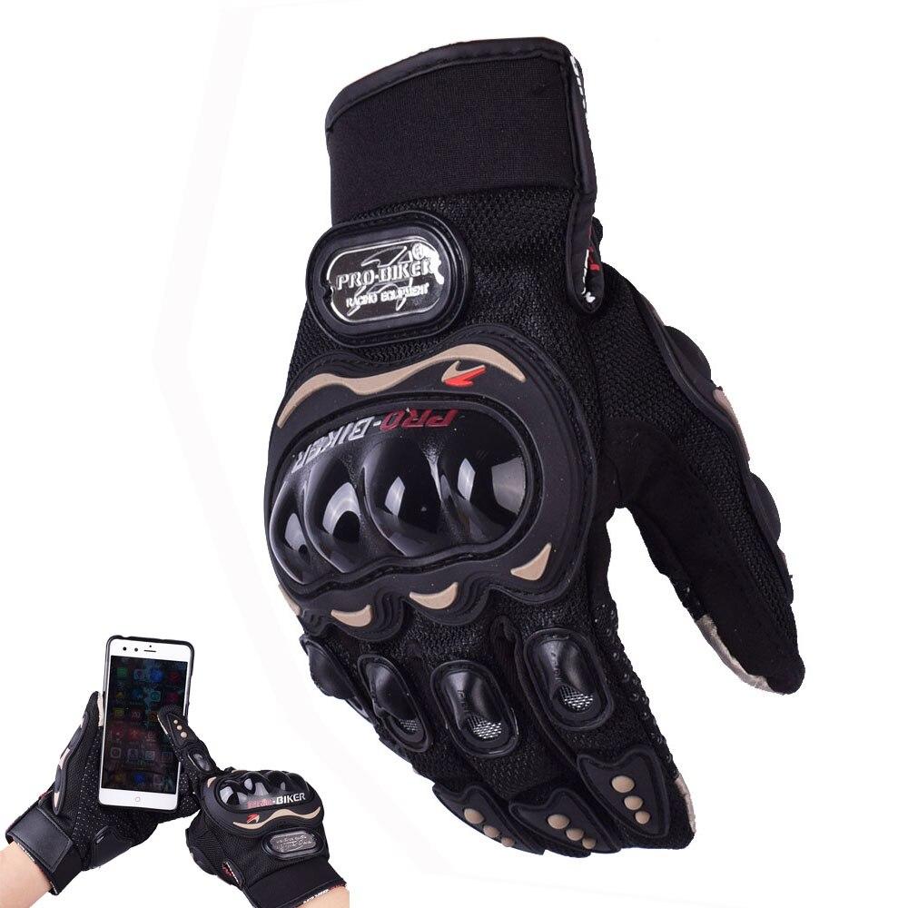Pro-Biker moto rcycle handschuhe Luva moto queiro Guantes moto moto cicleta Luvas de moto Radfahren moto kreuz handschuhe gants