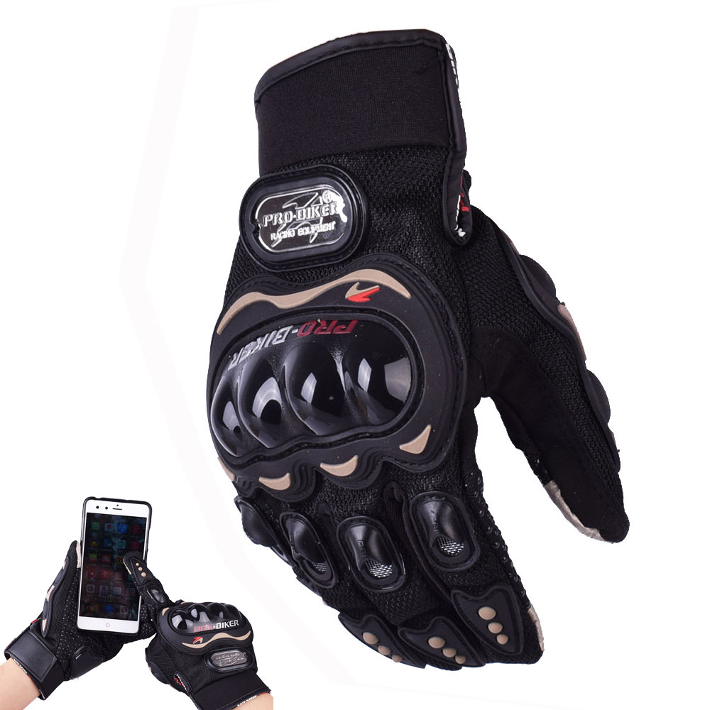Pro-Biker moto rcycle luva moto queiro guantes moto cicleta luvas de moto Ciclismo moto cross guantes gants
