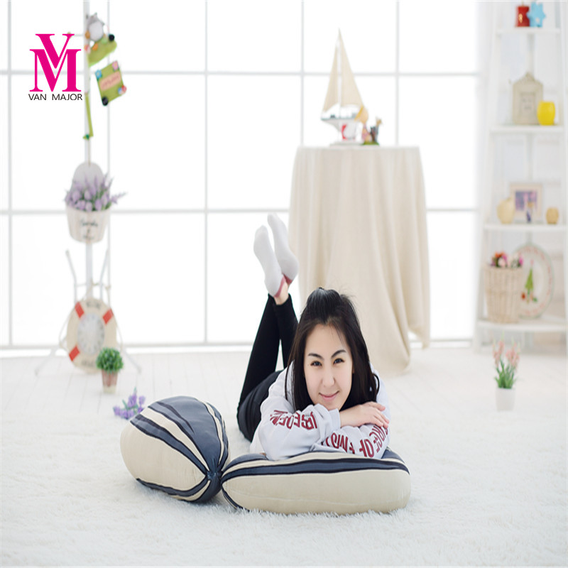 1pc 60cm Simulation Melon Seed Plush Pillow Cushion Soft Staffed Cartoon Plush Toys Dolls Funny Creative Sofa Cushion Kids Gift