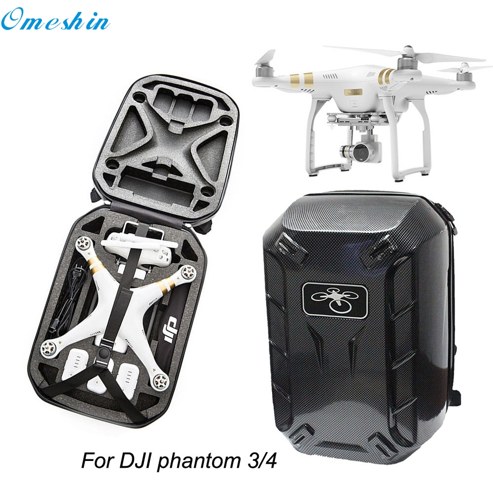 OMESHIN Simplestone Hardshell Shoulder Waterproof box Suitcase bag for DJI Mavic Pro RC Quadcopter 0208