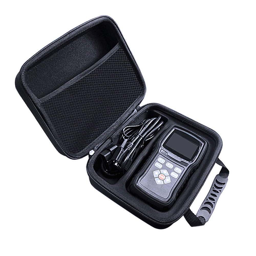 EVA Premium Reise Fall Schutz Auto Diagnose Werkzeug Fall für ANCEL AD610 FOXWELL NT630 Lagerung Fall Protable Tasche