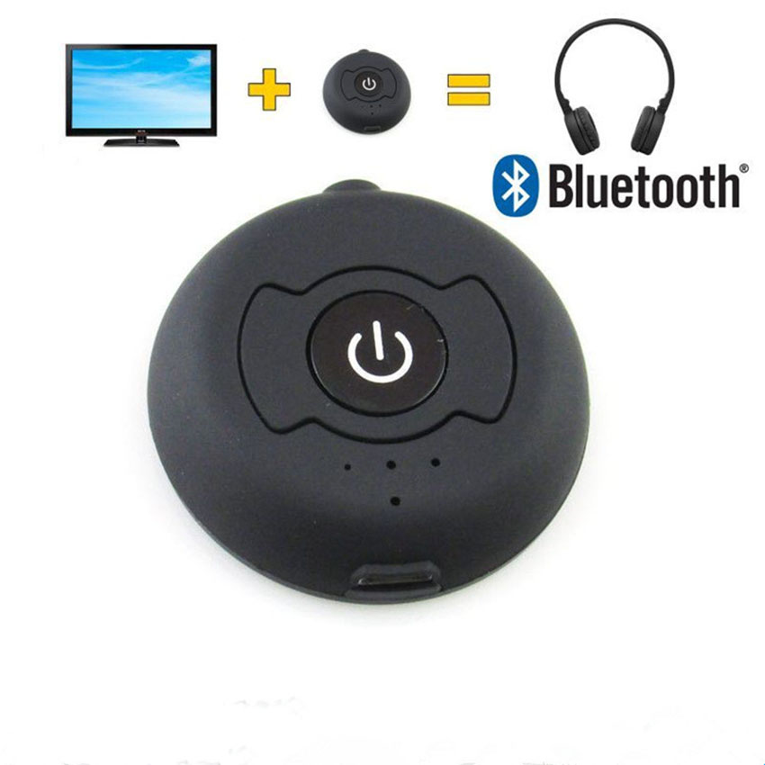 Multi-point 3.5mm Bluetooth Transmitter Wireless Audio Receiver Stereo Transmite Dongle Adapter Music