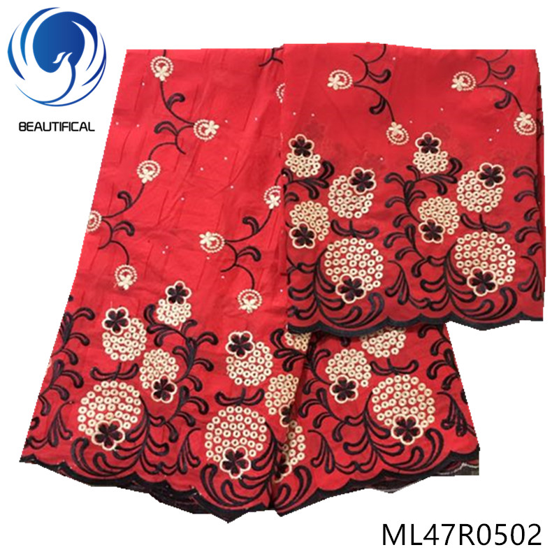 BEAUTIFICAL nigerian lace cotton fabrics 2019 New design swiss voile lace fabric for women embroidery african swiss lace ML47R05BEAUTIFICAL nigerian lace cotton fabrics 2019 New design swiss voile lace fabric for women embroidery african swiss lace ML47R05