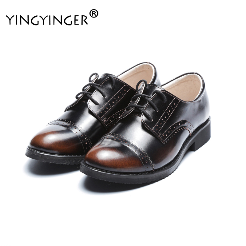 Zapatos Mujer Tacon Summer Genuine Leather Woman's Ladies Brogue Shoes Flats Platform Creepers loafers Shoes Woman Chaussure цены онлайн