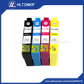 4pcs  Compatible ink cartridge Epson T1321 T1322 T1323 T1324 for EPSON Stylus T22 TX120 TX130 N11 NX125 NX130