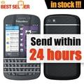 Original blackberry q10 teléfono móvil 3g 4g 8.0mp dual-core de la red 1.5 GHz 2G RAM 16G ROM Desbloqueado Teléfono Q10 Envío gratis