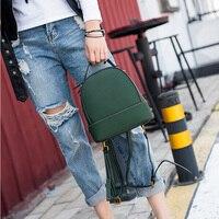 LUODUN Women Small backpack female shoulder bag Korean wave simple bag Ladies Back Pack High Quality Teenage Girl Mini Backpack