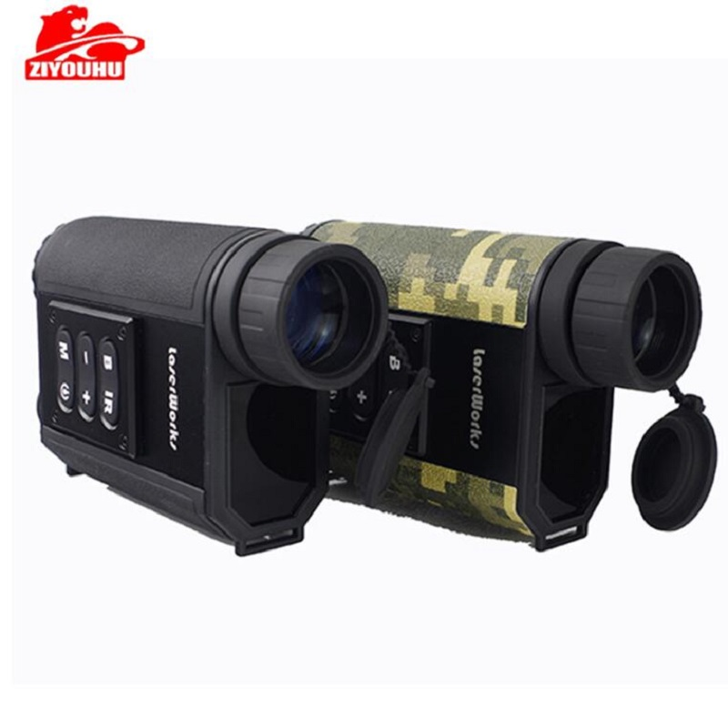 range finder 500m distancia measurer caca tatico escopos dia noite 05