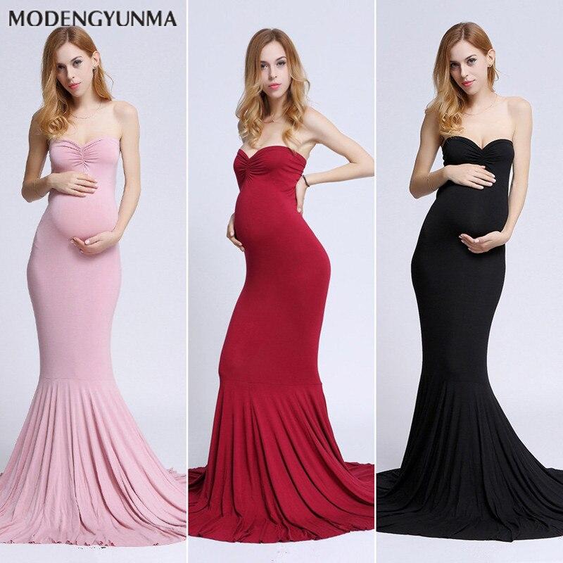 2019 зимние платья для вечеринок, однотонное платье для беременных, длинное платье для беременных, вечернее платье выпускного вечера