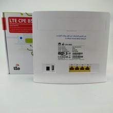 Huawei B593u-91 LTE TDD2300/2600Mhz(B38/B40) DC-HSPA+ 3G 900/2100Mhz Mobile Wireless CPE Router