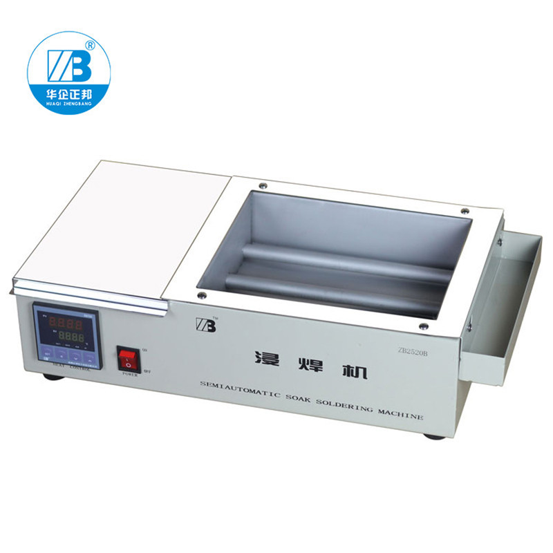 Stainless Steel Industrial Lead 1500W  Melting Solder Pot /Machine For Solder
