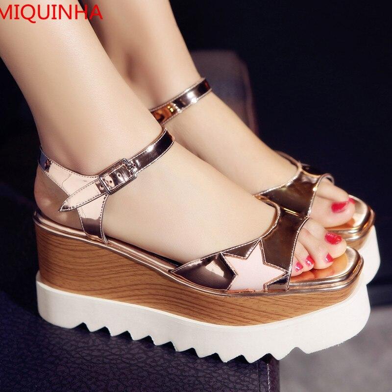 Summer Shoes Women In Heel Open Toe