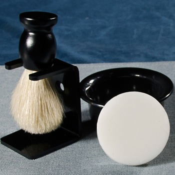 Grandslam 4in1 Men's Shaving Brush Kit