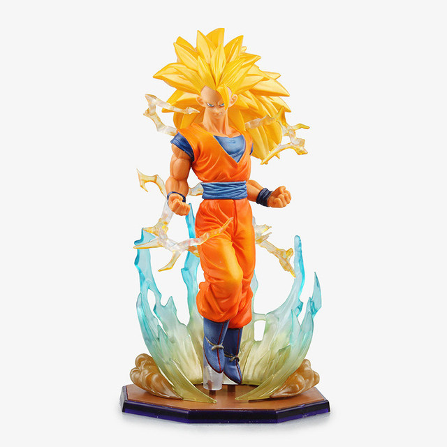 DBZ PVC Figure Collectible Toy