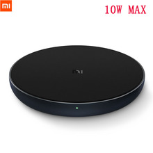 Original Xiaomi Univeral Wireless Fast Charger Qi Smart Quick Charge 7.5W 5V 2A for Mi MIX 2S iPhone X 8 plus 10W For Sumsung S9