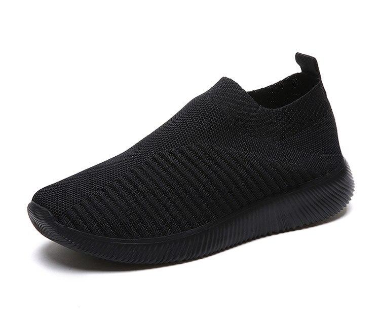 AliExpress Letnie najlepsze trampki męskie dzianiny obuwie