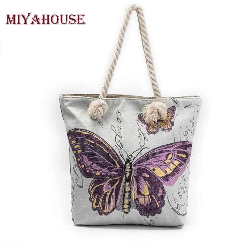 Online Get Cheap Butterfly Beach Bag -Aliexpress.com | Alibaba Group