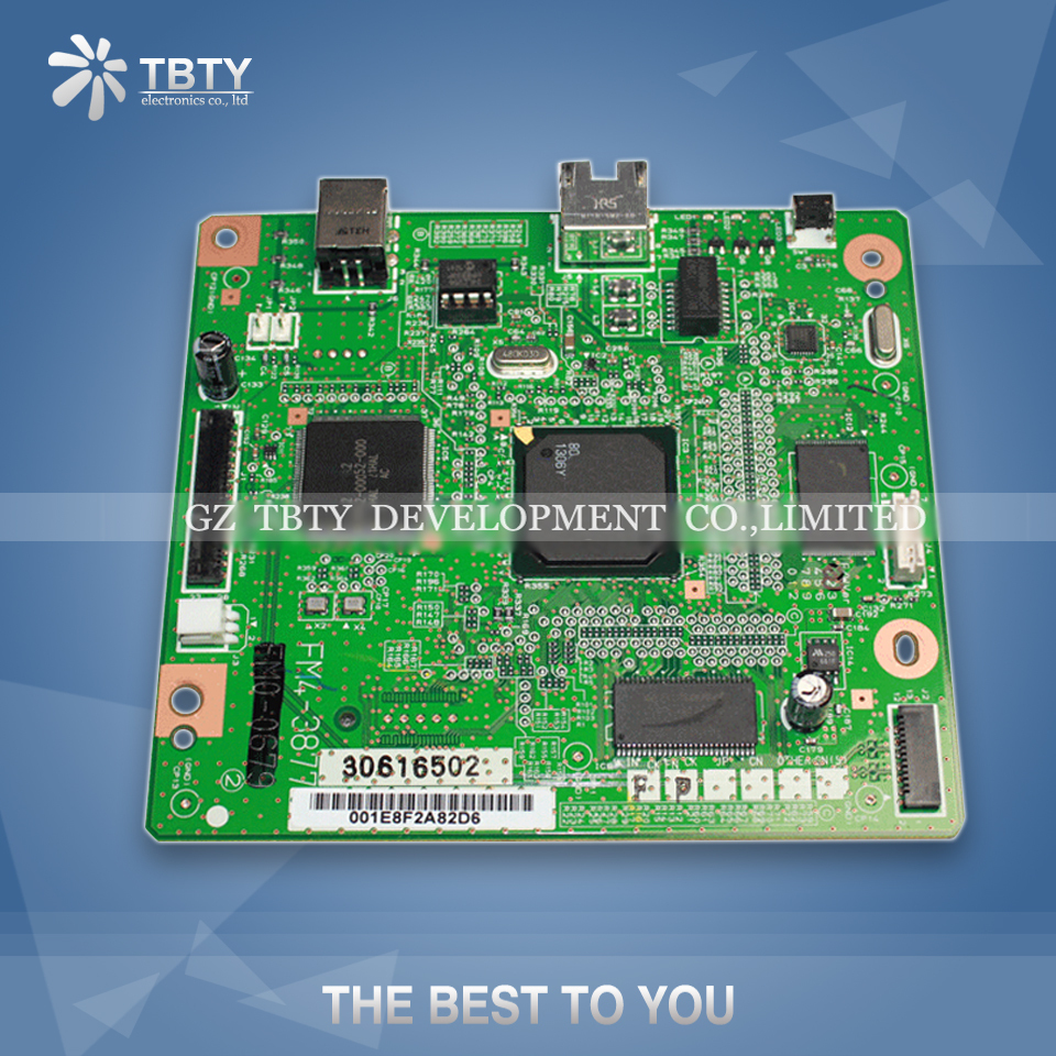 100% Test Main Board For Canon LBP 3370 LBP3370 Formatter Board Mainboard On Sale mainboard for canon lbp 5300 lbp5300 rm1 4421 formatter board main board on sale