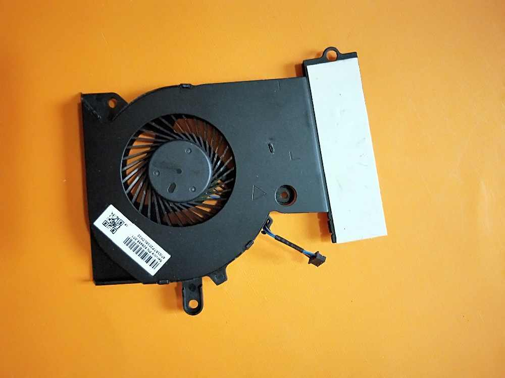 Detail Feedback Questions about New laptop CPU cooling fan