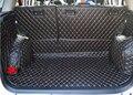 Bueno! esteras tronco especial para Suzuki Grand Vitara 5 puertas 2014-2006 impermeable alfombras duraderas para Grand Vitara 2011, envío gratis