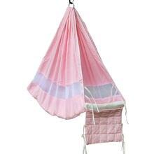 Подвесная кроватка для новорожденных детская портативная дышащая
