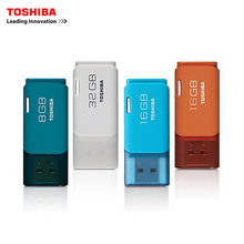 100% Original TOSHIBA 32GB 16GB 8GB USB2.0 TransMemory USB flash drive quality USB Memory Stick 32GB usb Pen Drive Free shipping